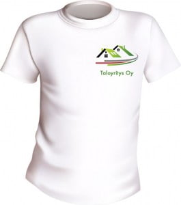 T-paita omalla kuvalla ja tekstillä | Suunnittele itse T-paidat painatuksella | OmaKoti.fi