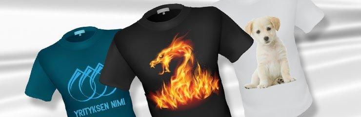 T-paita omalla kuvalla ja tekstillä  234f140f8a
