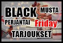Black Friday, Musta perjantai tarjoukset