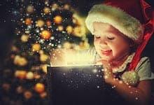 Joululahja vauvalle ja lapselle