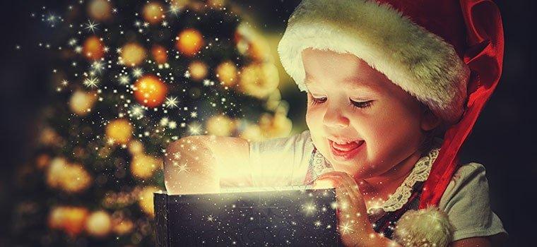 Joululahja lapselle