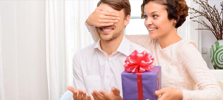 Ystävänpäivälahja miehelle ja poikaystävälle