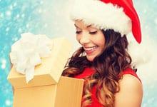 Joululahjaideat naiselle