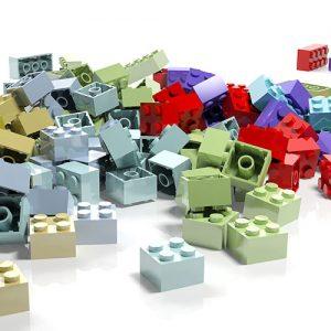 Legot ja rakennuspalikat
