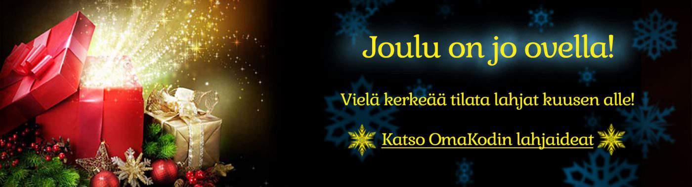 Joululahjaideat OmaKoti