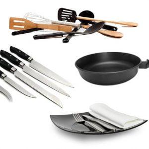 Laadukkaat keittiötarvikkeet
