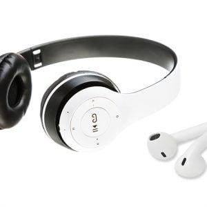 Langattomat kuulokkeet lahjaksi