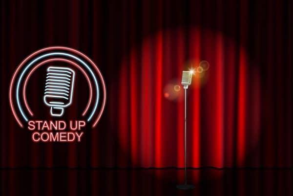 Stand up komiikkaa lahjaksi