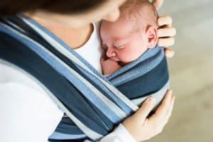 Vauvan kantoliina